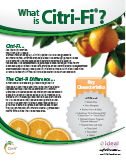 What Is Citri-fi information PDF